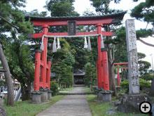 北東本宮小室浅間神社