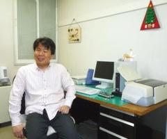 広瀬さんの研究室